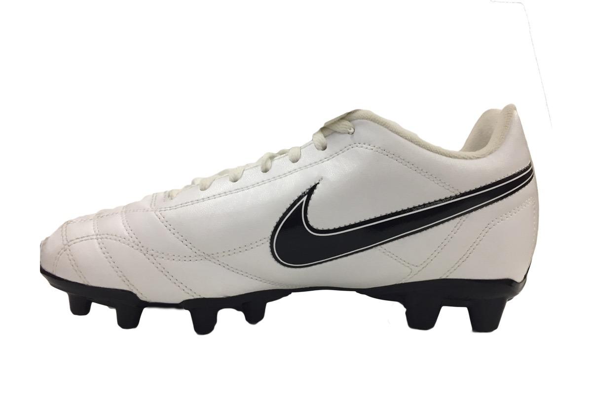 new styles 9fe85 0f385 Tacos Nike Egoli Fg Blanco Unico Par (26cm) -   650.00 en Mercado Libre