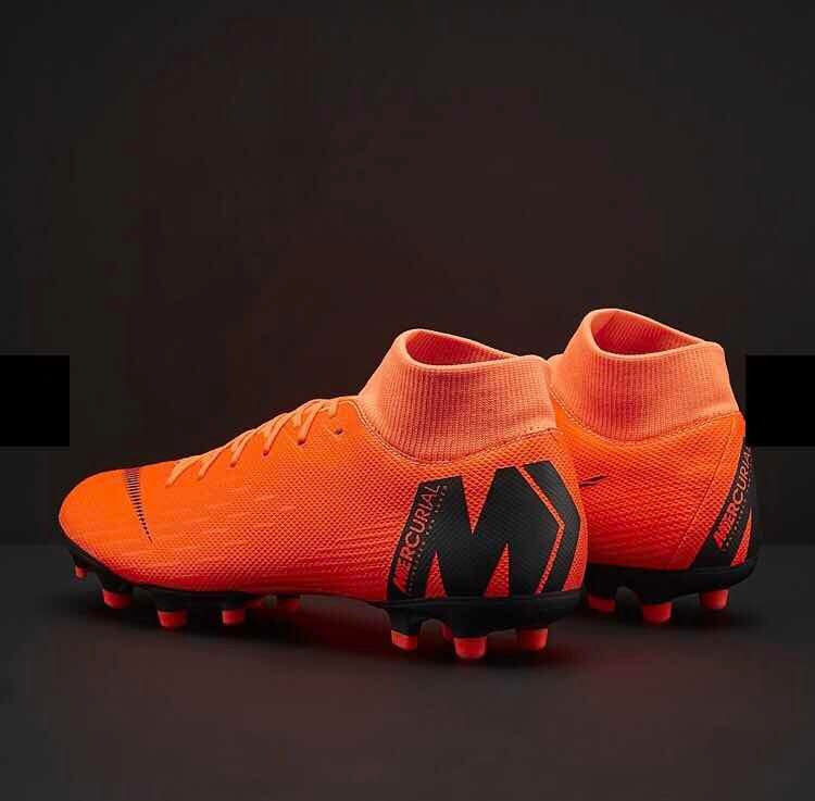 the latest a9d74 7b460 Tacos Nike Mercurial Superfly 6 Academy Mg/ #27 Mx C/ Caja