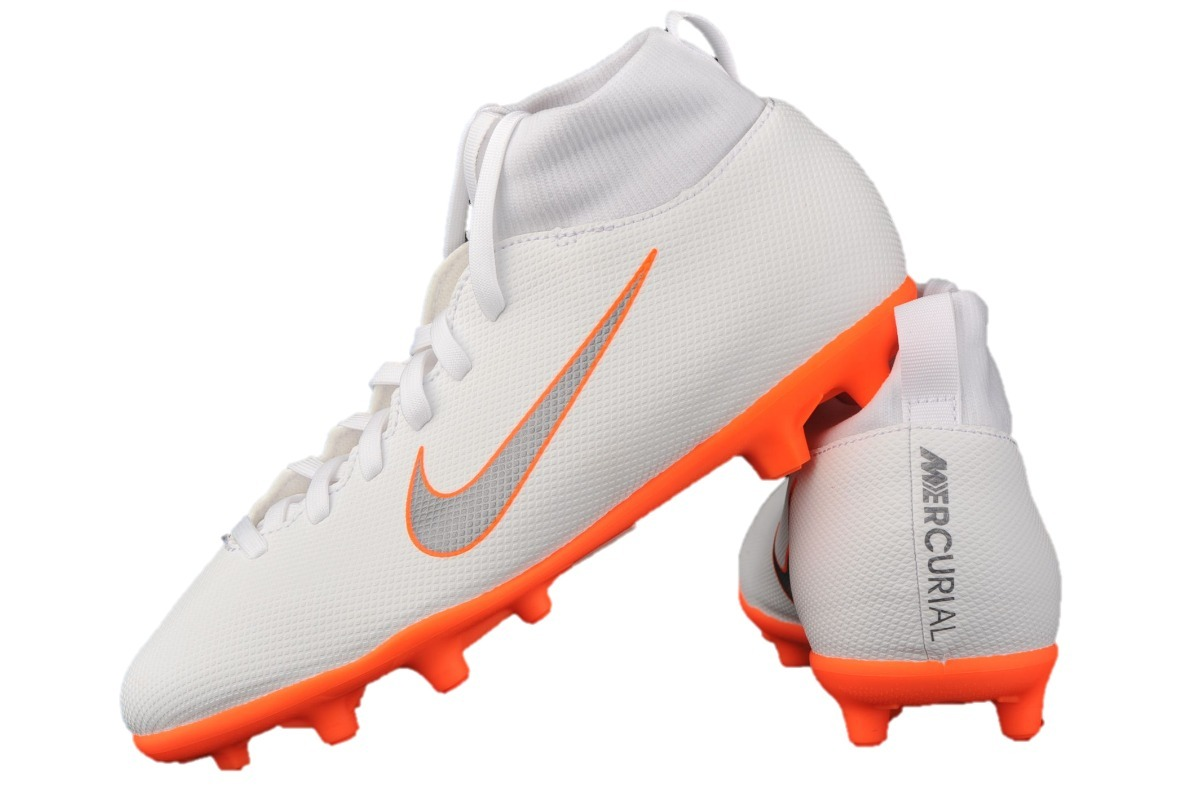 new style 471ce c8f12 Tacos Nike Mercurial Superfly Vi Club Mg Jr Ah7339-107