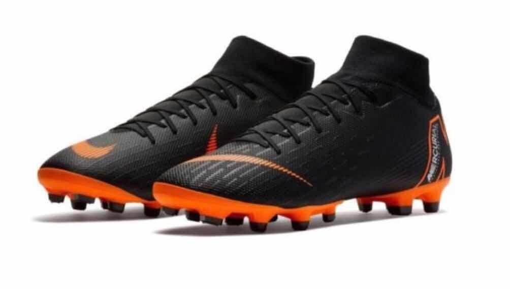 sale retailer 72b50 272a4 Tacos Nike Mercurial Superfly X #6.5 Mx Envio Gratis