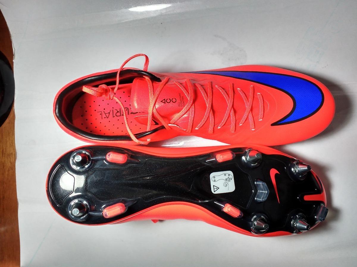 huge discount 1eb8e 672db Tacos Nike Mercurial Vapor X Sg Profesional
