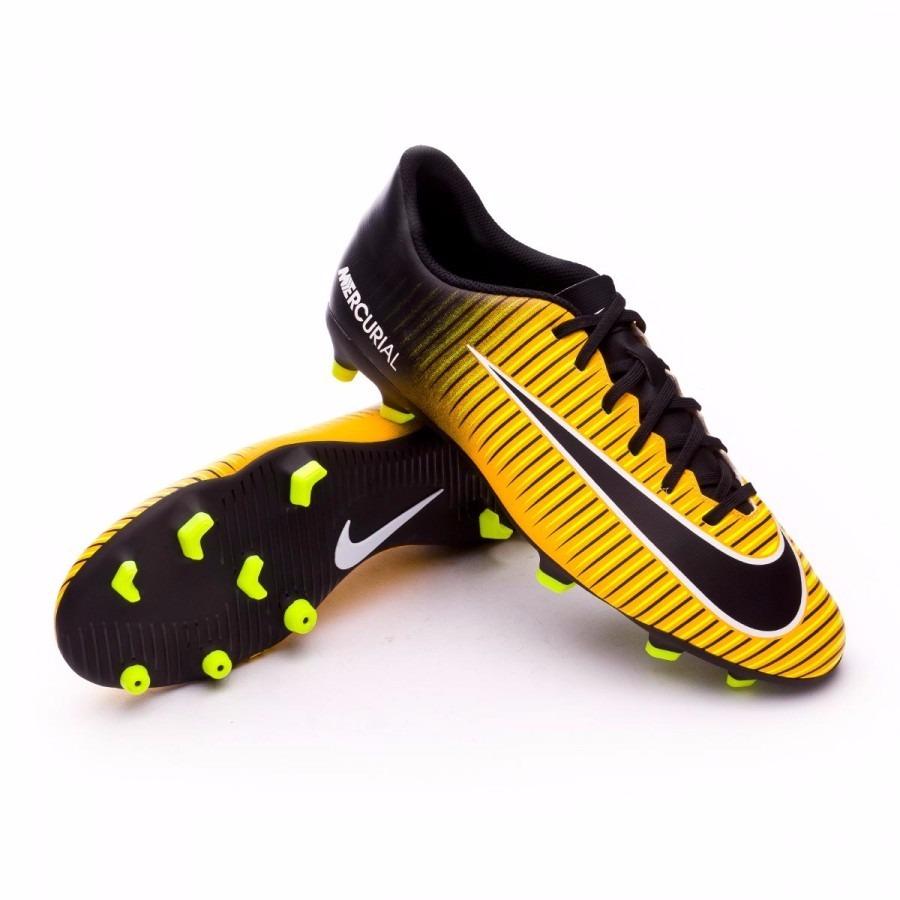 f72363f2 Tacos Nike Mercurial Vortex 3 Fg - $ 799.00 en Mercado Libre