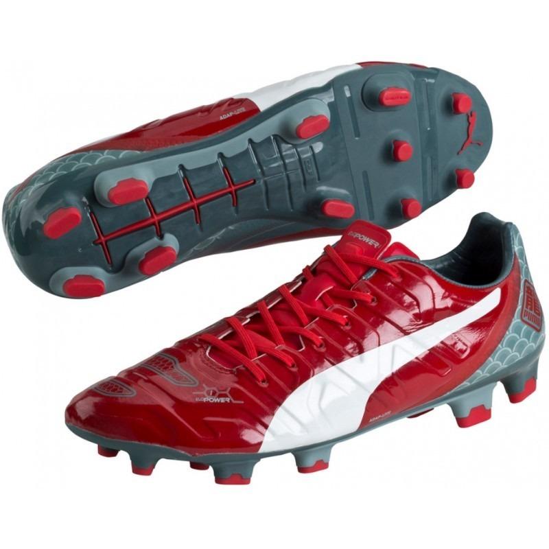 Tacos Puma De Futbol Profesional Evopower 1.2 Graphic 103423 ... c965258499788
