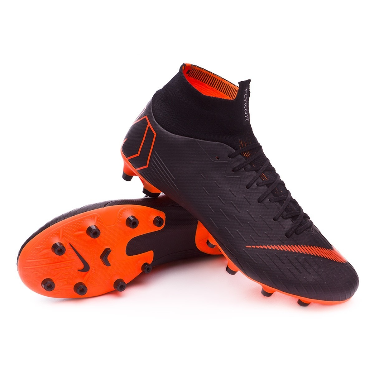 outlet store 5e339 3d736 Tacos Taquetes Nike Mercurial Superfly Vl Pro Fg 360 Oferta