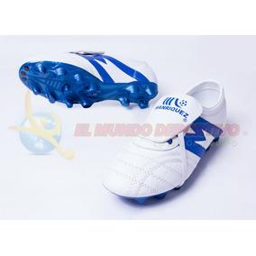 f69c5f5f4291d 2966-zapato De Futbol Manriquez Profesional Bco rey