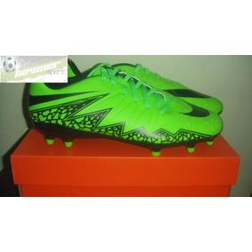 d09794949af53 Tacos Futbol Nike Hypervenom Phelon Fg Neymar Texturizado