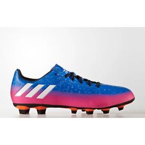 b9aa14769e5db Zapatos Futbol Soccer Messi 16.4 Fxg Adidas Aq3526 - Deportes y Fitness en  Mercado Libre México