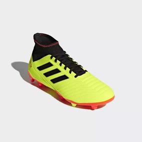 84f7c19095584 Zapatos Adidas Predator David Beckham - Tacos y Tenis Amarillo de ...