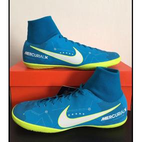 bcb821b7c9336 Tenis Mercurial Azul Turquesa Nike - Tacos y Tenis de Fútbol en ...