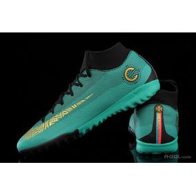 253b32a73c08b Botas Nike Mercurialx Superfly Vi Cr7 Futbol Rapido Turf