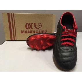 4ba1e584ba2c2 Zapatos De Futbol Soccer Manriquez Mid Duo ¡envio Gratis!   799