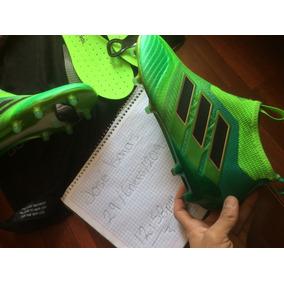 2b098b421b93a Tacos 17 Prima - Tacos y Tenis Césped natural Adidas Verde de Fútbol ...