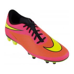 97c4d24a0db89 Tenis Nike Hypervenom Phade Fg 599809-690 Johnsonshoes En Gr