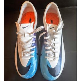 1e1d99d1fa0ef Tacos Nike Mercurial Vapor Superfly Gris Con Rosa - Tacos y Tenis de ...