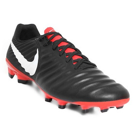 79f10afa88d3b Taquetes Nike Tiempo Legend Negros!! Originales.