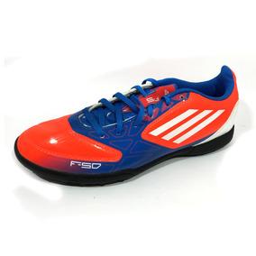be6f1c34da7a6 Zapatos Adidas F50 Tunit - Tacos y Tenis de Fútbol en Mercado Libre ...