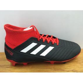 63e4d3b3d359a Adidas Predator Negro Y Rojo Tacos - Artículos de Fútbol en Mercado Libre  México