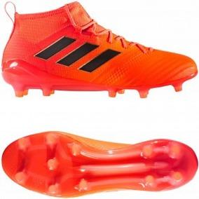 40e96a05c6922 Zapatos De Futbol Adidas Naranjas en Mercado Libre México