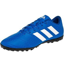 fa67373bc8c9d Tenis Futbol adidas Hombres Nemeziz Post Sint Azul 61678 Dtt