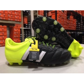 b760c67471678 Tenis adidas Ace 15.1 Fg ag Leather Soccer Cleats
