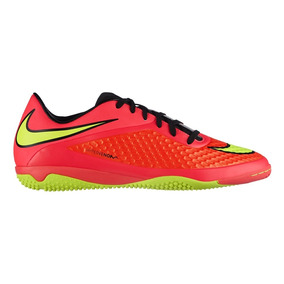 4524030030157 Tenis Nike Hypervenom Phelon Ic 599849-690 Rosa (26.5 Único)