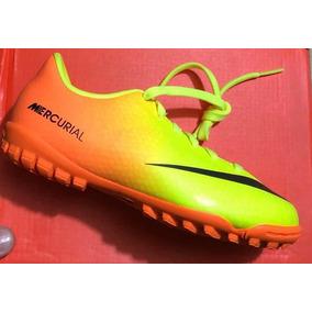 c4d3f57fc20cf Nike Mercurial Multitaco Infantil Fútbol Rápido Tenis Niño