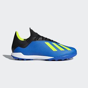 cd01b2cf88972 Taquetes adidas X Tango 18.3 Tf Futbol Soccer Messi Tacos