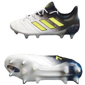 645af7f8ecc86 Zapatos adidas De Fútbol Piel De Canguro Aluminio Ace S77053