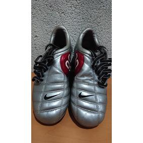 0610a7a79f5a5 Zapatos De Futbol Nike R10 Usado en Mercado Libre México
