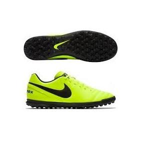 0e099aa66008a Tenis Nike Tiempo Negros Con Amarillos - Deportes y Fitness en Mercado  Libre México