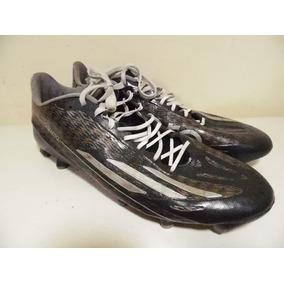 4d1fb1d87963d Zapatos De Futbol Adidas F50 Negros Usado en Mercado Libre México