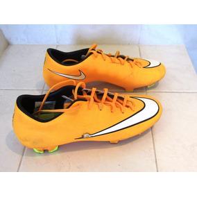 7fd4e8a93665c Tenis Futbol Tachones Nike Mercurial 5.5 Mex