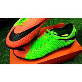 3d17861ae9d9f Nike Hypervenom Naranjas - Tacos y Tenis de Fútbol en Mercado Libre ...