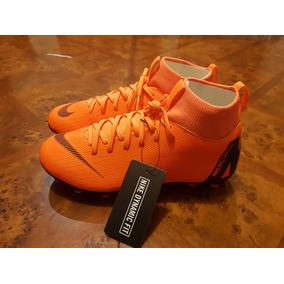 the best attitude ef0c0 96eed Nike Jr Mercurial Superfly Vi Academy Gs Mg Total 23cm Nuevo