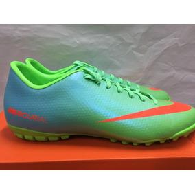 81a7d53bd7f10 Nike Mercurial Fibra De Carbono Tacos - Artículos de Fútbol en Mercado  Libre México