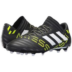 f40cf8a941c94 Zapatos De Futbol Adidas Nemeziz Messi 174 Fg - Tacos y Tenis de ...