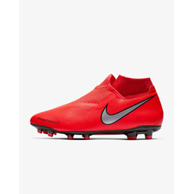 953b49554e764 Botas Nike Phantom Rojo Taquete Tachon Original Nuevo Meses