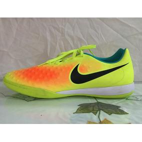 944d935f55ef2 Tenis Nike Amarillos Hombre Futbol Rapido en Mercado Libre México