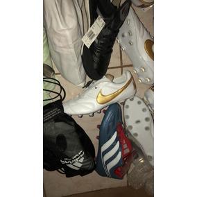 3ea7d024c2157 Zapatos Tacos Nike R10 Ronaldinho No Ronaldo Messi Griezmann. Usado -  Distrito Federal · Nike Premier Fg White gold Ronaldinho