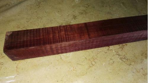 tacos y cachas de madera para encabar cuchillos (moradillo)