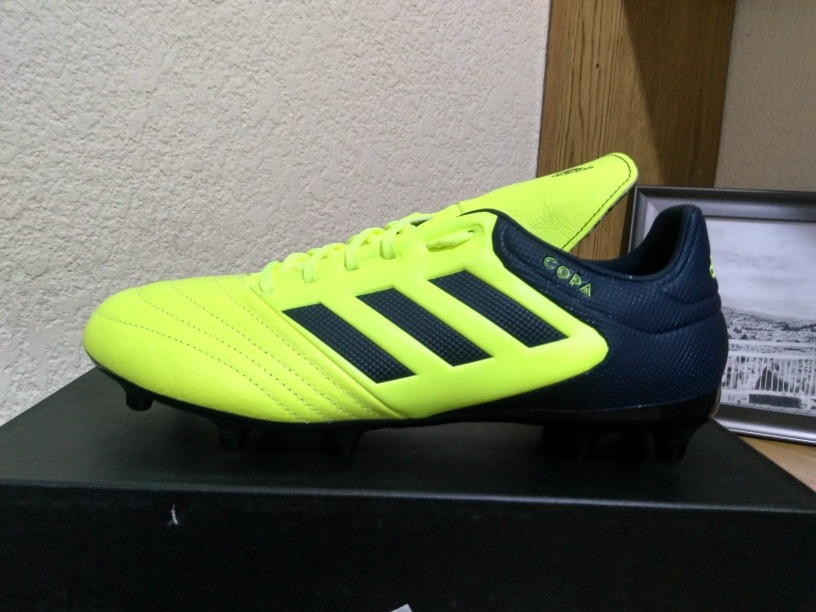 tacos zapatos adidas copa 17.3 talla 7. Cargando zoom. bb939a0201e42