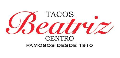 tacosbeatriz. com famosos desde 1910, todo para su evento