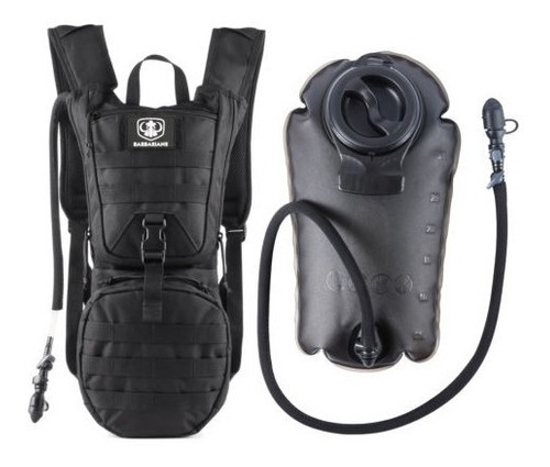 táctica militar hidratación pack mochila para vejiga de agua