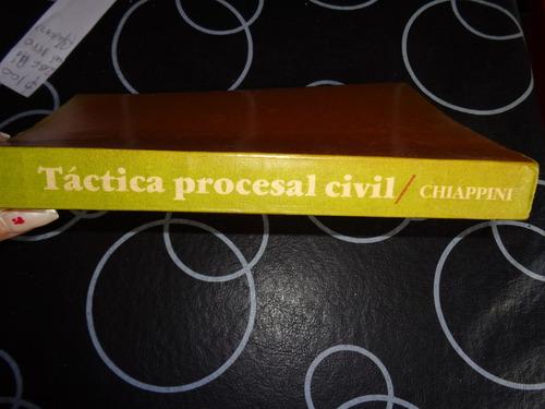 tactica procesal civil