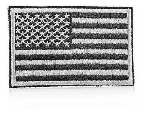 tactical morale patch usa flag bordado american flag patch h