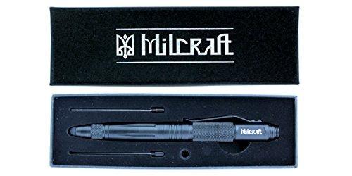 tactical pen milcraft herramienta multifuncional 6 en 1 q...