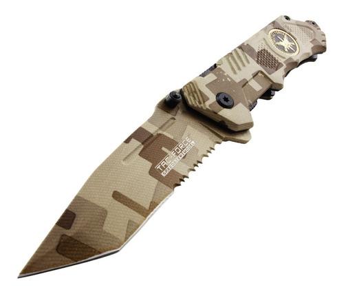 táctico navaja cuchillo