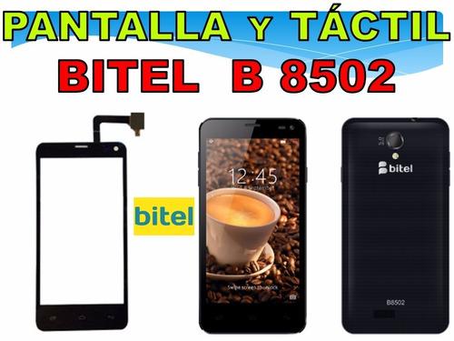 tactil  bitel b8502  - además otros modelos consulte