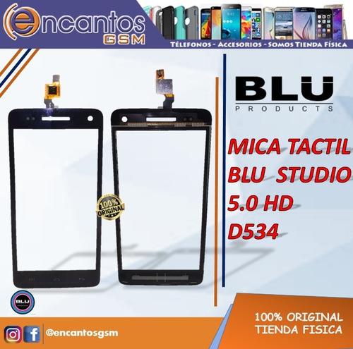 tactil blu studio 5.0 hd d534 tienda fisica 100% original