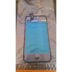 Tactil iPhone 4s Color Blanco. Legitimo Original. (5 Americ)